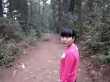 Amateur Asian Teen Fucked In The Mountain Wilderness
