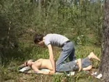 Sunbathing Girl Chloroformed And Raped