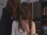 Asian Girl Blackmailed And Fucked By Her Boss