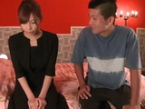 Sad But Horny Widow Yokoyama Miyuki Fucks One Guy and Blows The Other