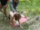 Teen  Fucked In Forest By Her Classmates  Fuck Fantasy