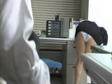Upskirt Tempting Big Ass Japanese Secretary Yukari Orihara Gets Fucked at Office