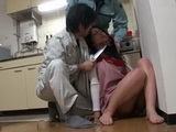 Terrified Housewife Gets Brutally Raped By Fake Repairman and His Boss Uncensored