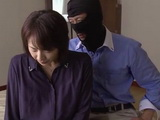 Frozen From Fear Milf Housewife Yabe Hisae Had No Voice Not Even To Scream
