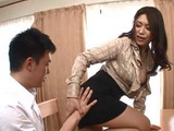 Open Minded Private Milf Teacher Knows That There Is Something More Important In Teen Boy Life Than Studying