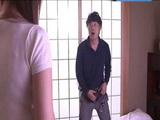 Caught Masturbating By Stepdaughter  Ramu Hoshino [JUX046]