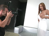 Photo Shooting For Sexy Magazine Ended With Hard Sex And Blowjob