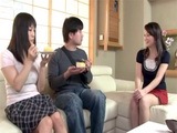 Japanese Mom Waited For A Chance To Stay Alone With Her Daughters Boyfriend And Finally Got It