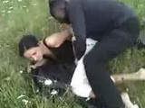 Amateur Girl Gets Raped In The Forest