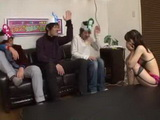 Japanese Teen Anna Nakagawa Trying To Guess Who Fucked Her In A Weird Quiz Game