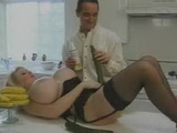 Biggest Breasts Milf Fucked On The Kitchen Table