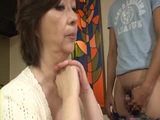HONE 105 Saori Shiroyama Mother and Son Incest