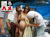 Poor Pregnant Japanese Woman Violated Uncensored