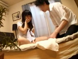Japanese Boy Shocked His Neighbor When He Showed Her His Sex Toys