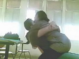 Amateur Arab Students Fucking After Classes In A Classroom
