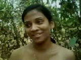 Indian Wife Cheating On Her Hubby In A Jungle