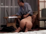 Guy Talks With Friend On Skype While Friends Wife Sucks His Cock