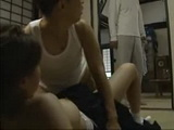 StepFather Catches Daughter Fucking Neighbor Boy and Since Then He Fucks Her Every Day