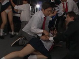 3 Schoolgirls Lured Into A Trap By Teacher And Classmates  Tsujii Yu Arimoto Sayo Konishi Marie