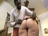 Phat Ass White Chubby Girl Interracial Fucked
