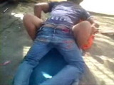 Amateur Indian Village Woman Gets Fucked By Neighbor Boy Outdoor