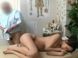 College Girl reluctant orgasm by Masseur 02