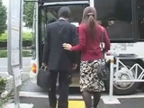 Husband With Wife Enters Wrong Bus