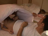 Horny Teen Fucks Her Boyfriend Right Next To Her Sleeping Sister