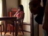 Spying Stepmom Maki Aoyama While She Masturbates End Up Well