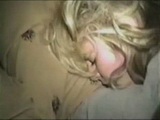 Amateur Drunken Blond College Girl Interracial