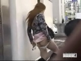 Japanese Sharking  Street Maniacs Attacking Random Girls